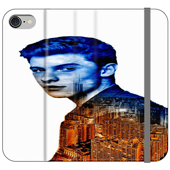 Shawn Mendes iPhone 8 Flip Case | Frostedcase