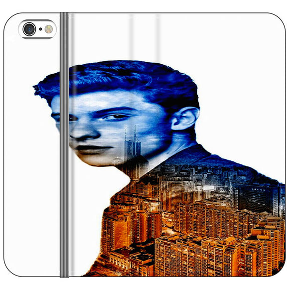 Shawn Mendes iPhone 6 Plus|6S Plus Flip Case | Frostedcase