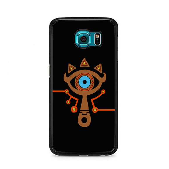 Sheikah Slate Samsung Galaxy S6 Case | Frostedcase