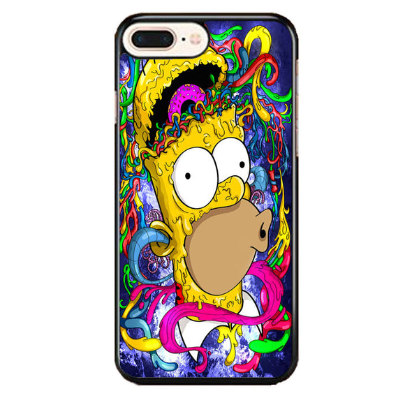 Simpson Abstrak Art iPhone 8 Plus Case | Frostedcase