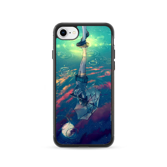 Sky Beneath My Feet iPhone 8 Case | Frostedcase