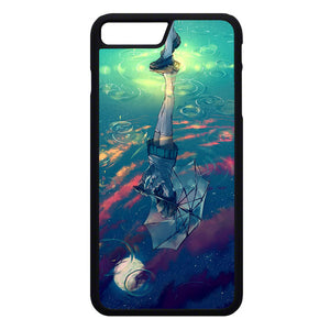 Sky Beneath My Feet iPhone 7 Plus Case | Frostedcase