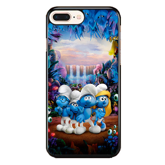Smurfs And Friends The Lost Village iPhone 7 Plus Case | Frostedcase