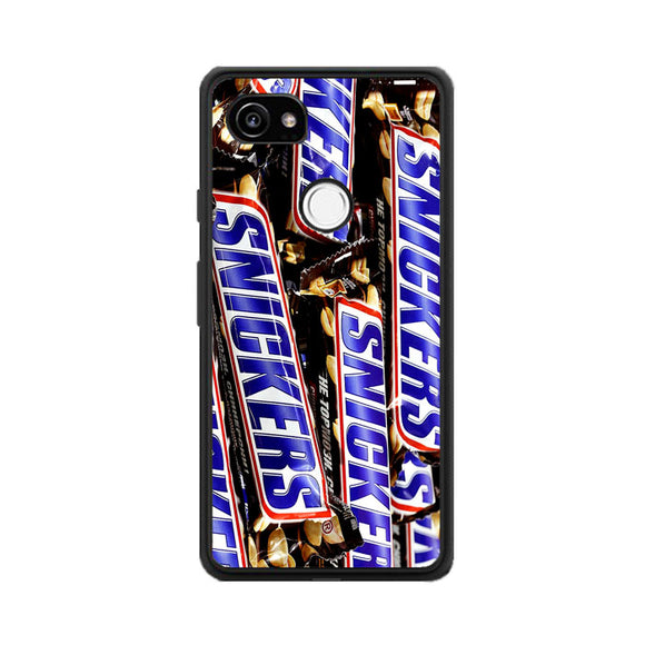 Snickers Snack Google Pixel 2 XL Case | Frostedcase