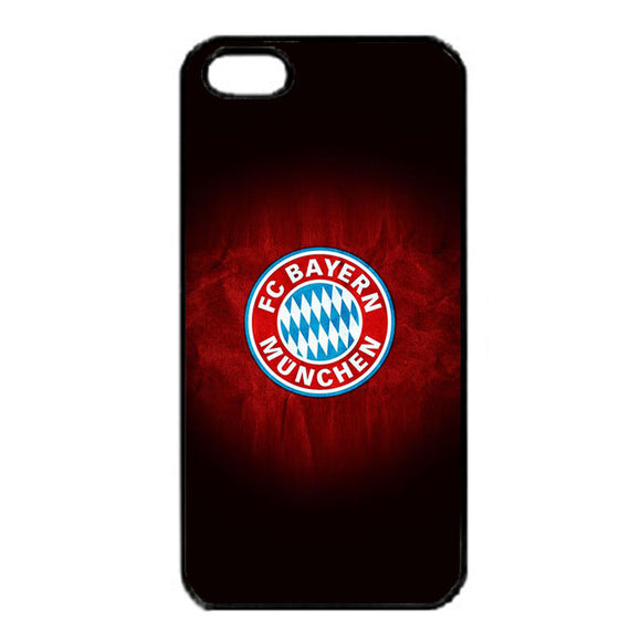 Soccer Teams Bayern iPhone 5|5S|SE Case | Frostedcase