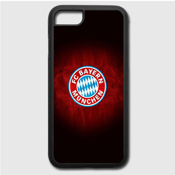 Soccer Teams Bayern iPhone 7 Case | Frostedcase