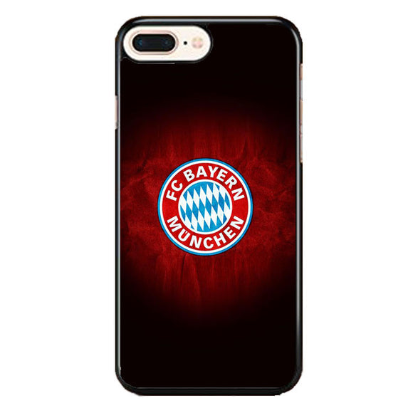 Soccer Teams Bayern iPhone 8 Plus Case | Frostedcase