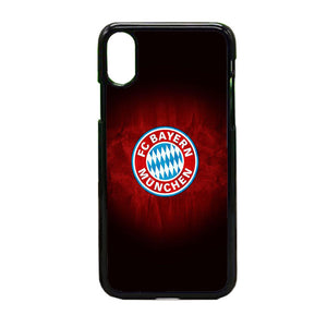 Soccer Teams Bayern iPhone X Case | Frostedcase