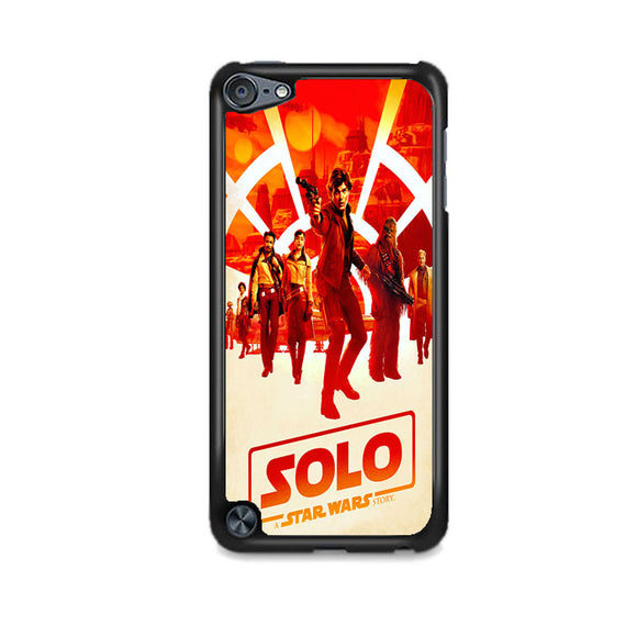 Solo Star Wars Story iPod 5 Case | Frostedcase