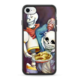 Spaghetti Undertale iPhone 8 Case | Frostedcase