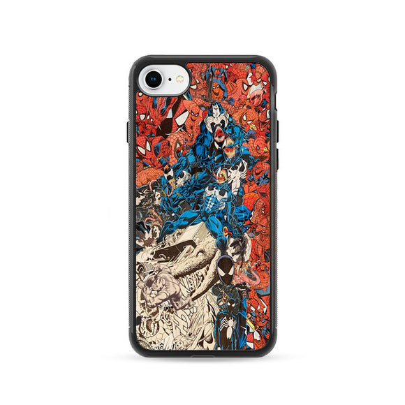 Spiderman Marvel iPhone 8 Case | Frostedcase