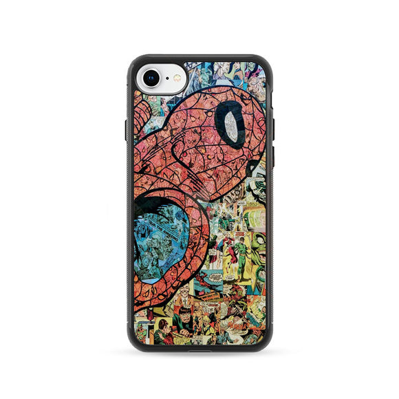 Spiderman iPhone 8 Case | Frostedcase