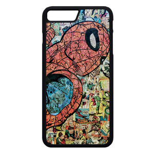 Spiderman Marvel iPhone 7 Plus Case | Frostedcase