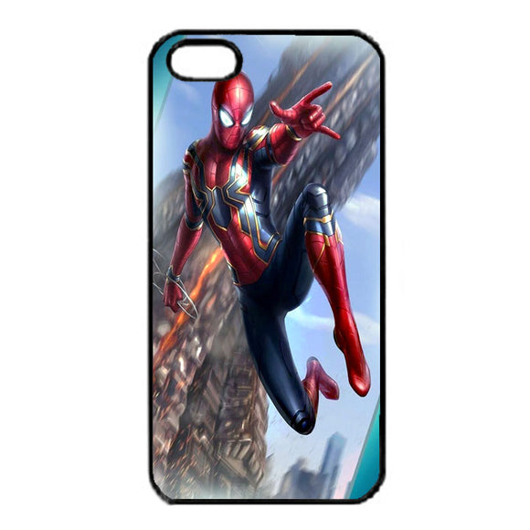 Spiderman The Best Scene iPhone 5|5S|SE Case | Frostedcase
