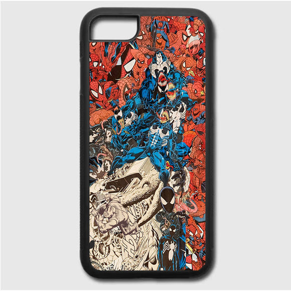 Spiderman iPhone 7 Case | Frostedcase