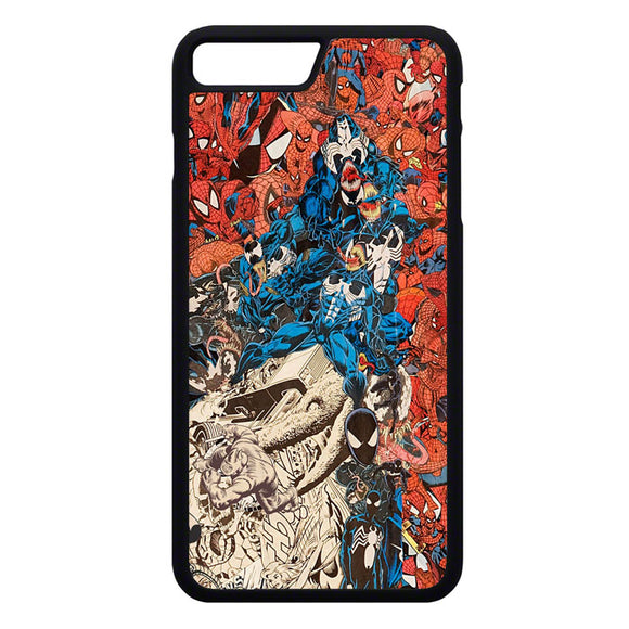 Spiderman iPhone 7 Plus Case | Frostedcase