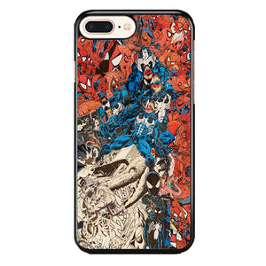 Spiderman iPhone 8 Plus Case | Frostedcase