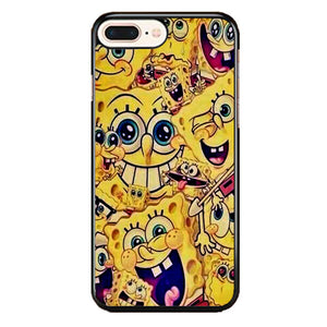 Spongbob Art iPhone 8 Plus Case | Frostedcase