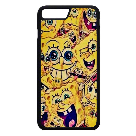 Spongbob Art iPhone 7 Plus Case | Frostedcase