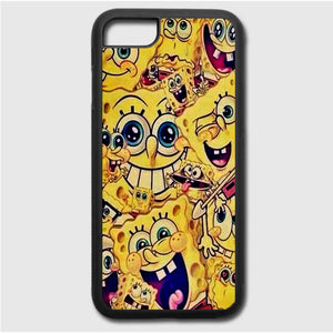 Spongbob Art iPhone 7 Case | Frostedcase