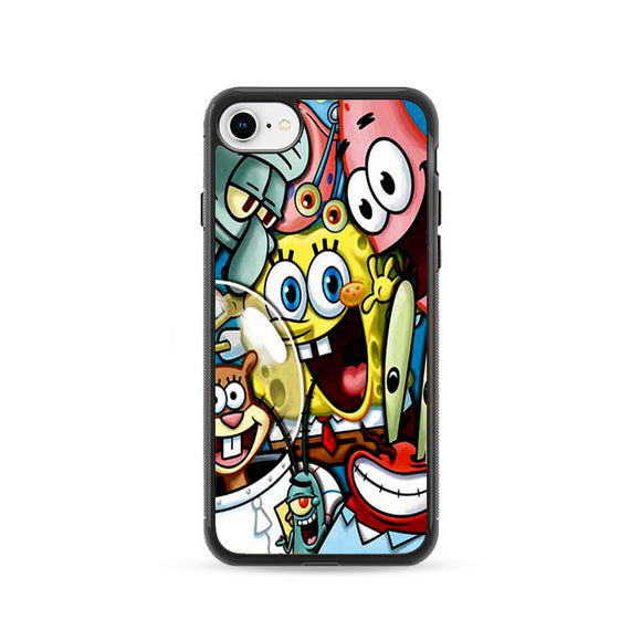 Spongebob Squarepants Art iPhone 8 Case | Frostedcase