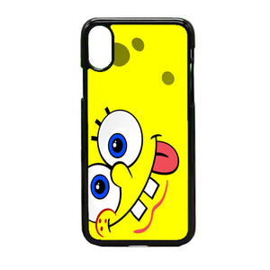 Spongebob Squarepants iPhone X Case | Frostedcase