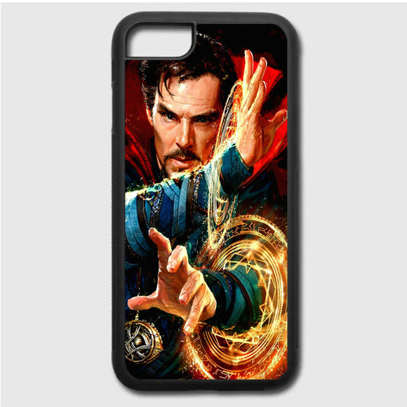 Stan Lee Doctor Strange iPhone 7 Case | Frostedcase