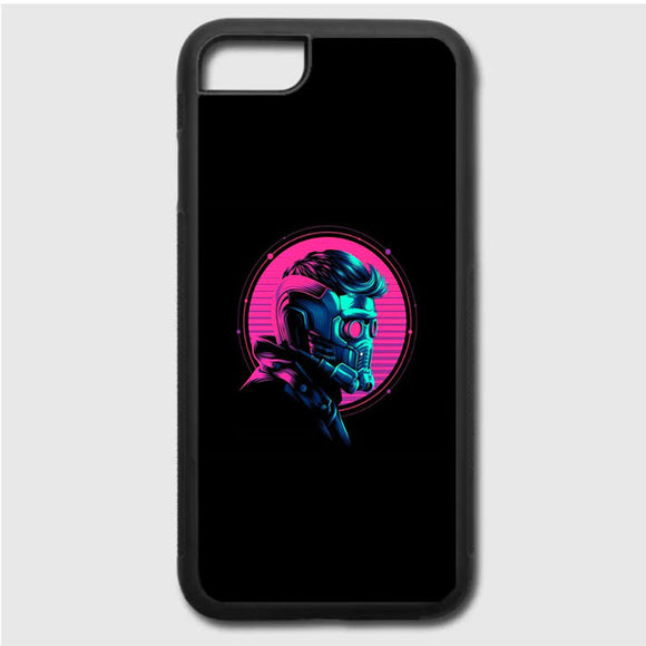 Star Lord iPhone 7 Case | Frostedcase