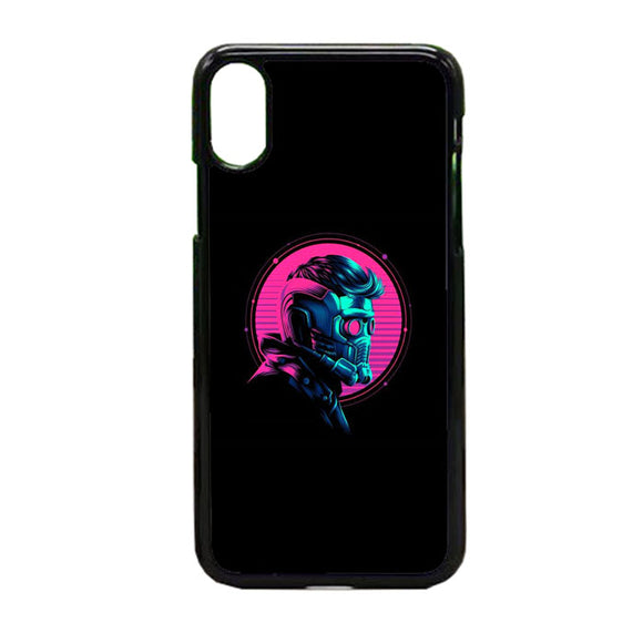 Star Lord iPhone X Case | Frostedcase