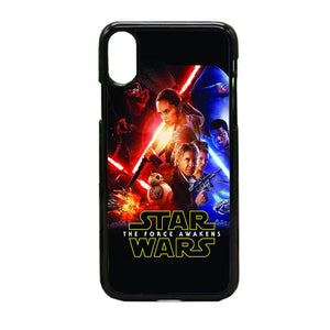 Star Wars iPhone X Case | Frostedcase