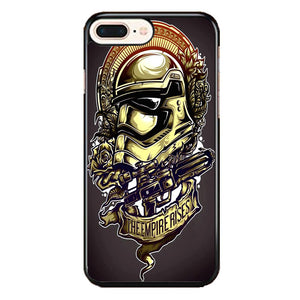 Star Wars Stormtrooper Helmet iPhone 8 Plus Case | Frostedcase