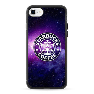quality design 320ee 769da Starbucks Logo Galaxy iPhone 8 Case | Frostedcase