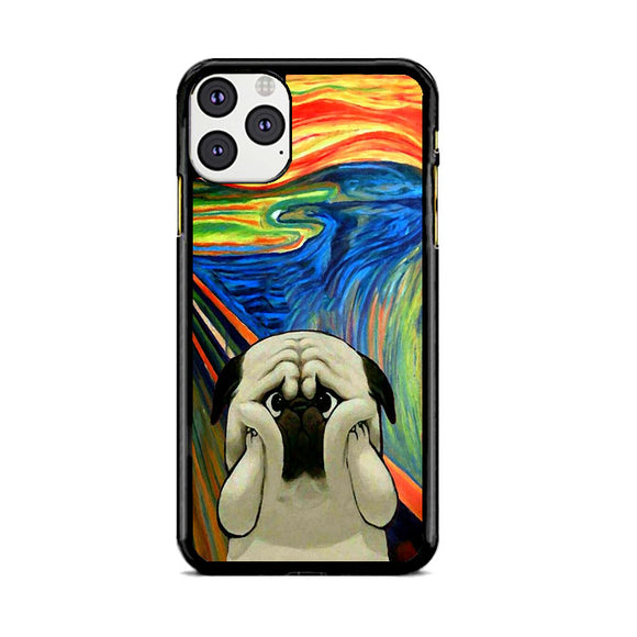Starry Afternoon Cute Dogs iPhone 11 Pro Case | Frostedcase