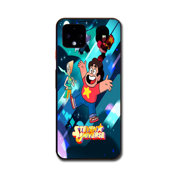 Steven Universe In The Space Google Pixel 4 XL Case | Frostedcase