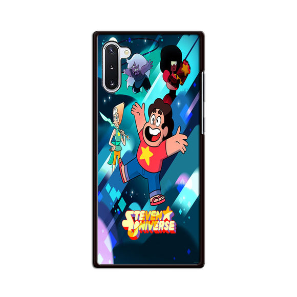 Steven Universe In The Space Samsung Galaxy Note 10 Case | Frostedcase