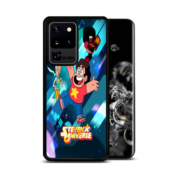 Steven Universe In The Space Samsung Galaxy S20 Ultra Case | Frostedcase