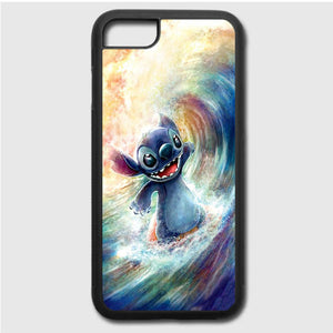 Stitch Art iPhone 7 Case | Frostedcase