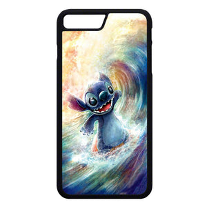 Stitch Art iPhone 7 Plus Case | Frostedcase