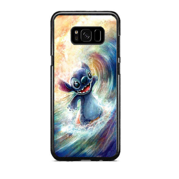 Stitch Art Samsung Galaxy S8 Plus Case | Frostedcase