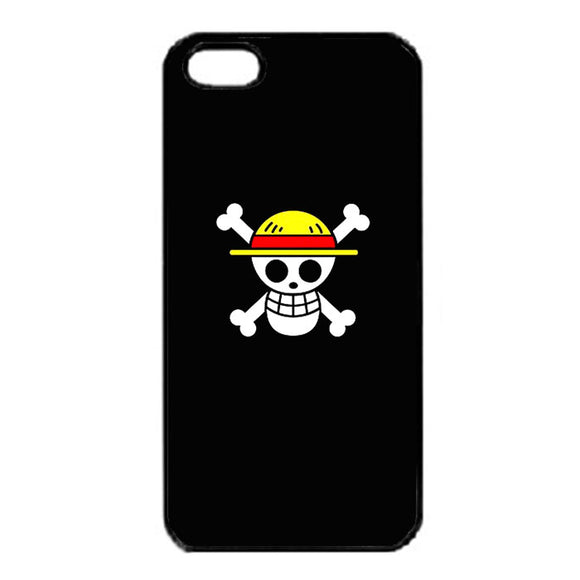 Straw Hat Jolly Roger iPhone 5|5S|SE Case | Frostedcase