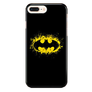 Super Hero Grafity Batman iPhone 8 Plus Case | Frostedcase