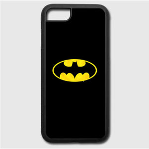 Super Hero Logo Batman iPhone 7 Case | Frostedcase
