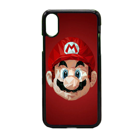 Super Mario Bros iPhone X Case | Frostedcase