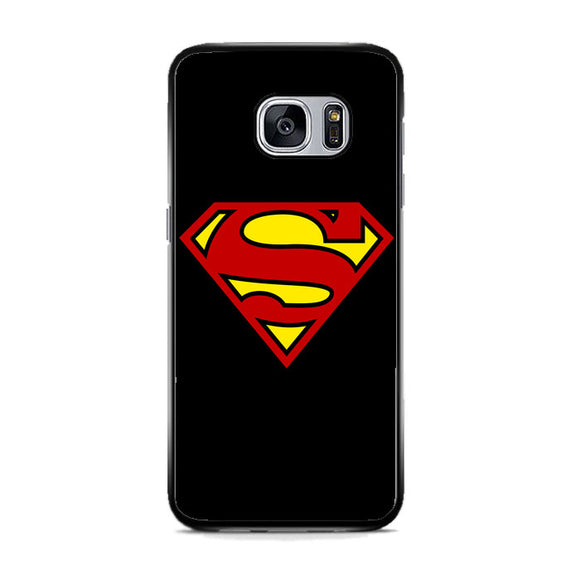 Superhero Superman Samsung Galaxy S7 Case | Frostedcase