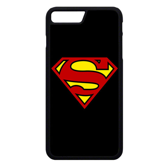 Superhero Superman iPhone 7 Plus Case | Frostedcase