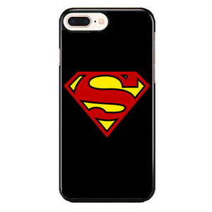 Superhero Superman iPhone 8 Plus Case | Frostedcase