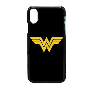 wonder woman iphone xs case