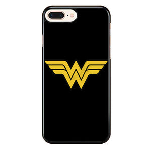 Superhero Wonder Woman iPhone 8 Plus Case | Frostedcase