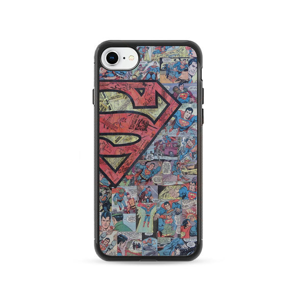 Supermen iPhone 8 Case | Frostedcase