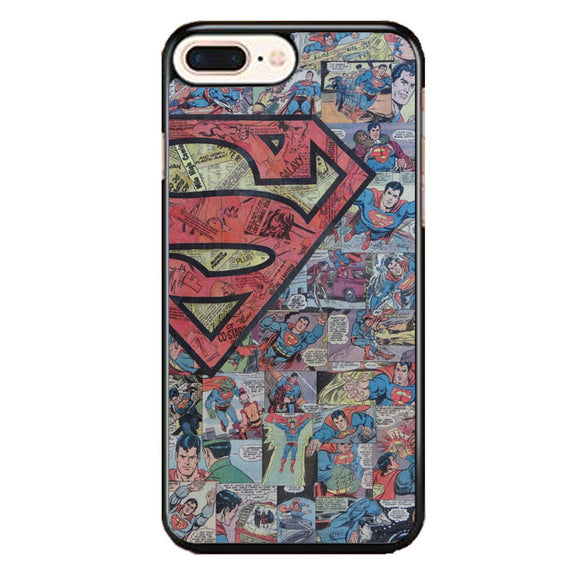 Supermen iPhone 8 Plus Case | Frostedcase
